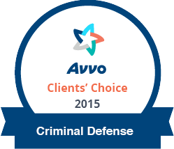 Avvo Clients Choice in 2015